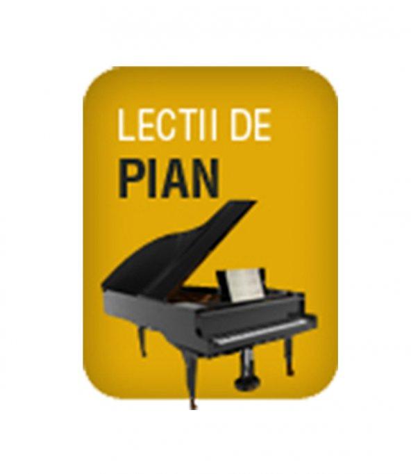 Lectii de pian Boem Club