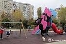 Loc de joaca - Parcul Crangasi