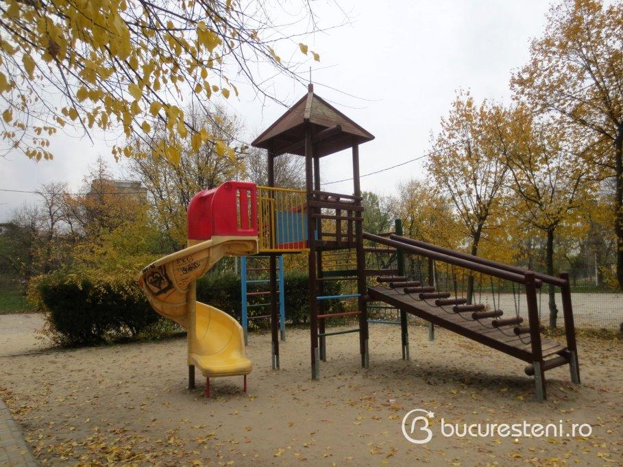 Loc de joaca - Parcul Giulesti