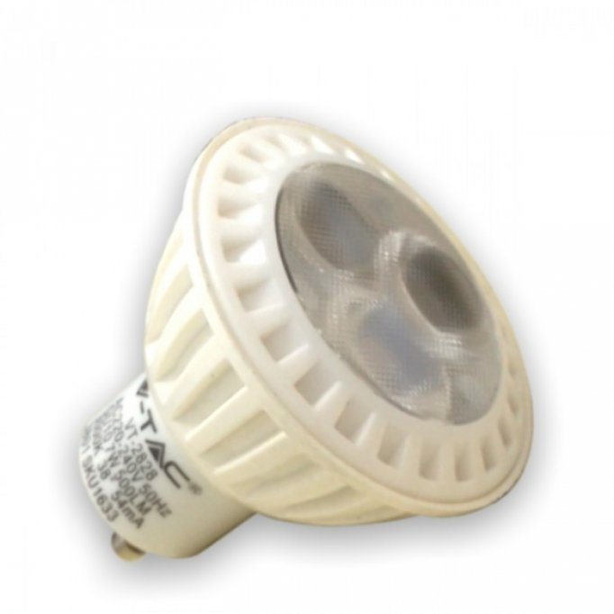 Spot LED 7W Alb Cald soclu GU10