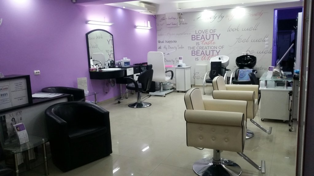 Aly Beauty Salon