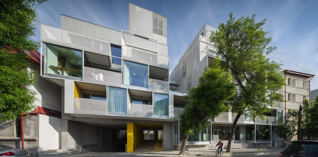 Urban Spaces, singurul proiect de arhitectura din Romania care se afla in shortlist-ul prestigiosului premiu Mies van der Rohe 2015