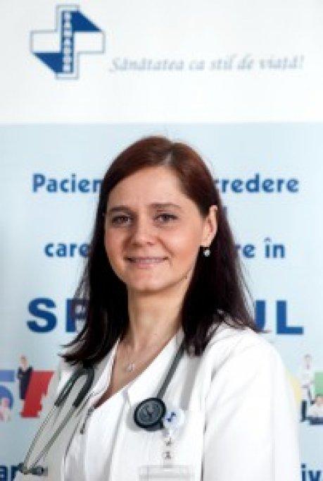 Caltea Andreea Emanuela - doctor