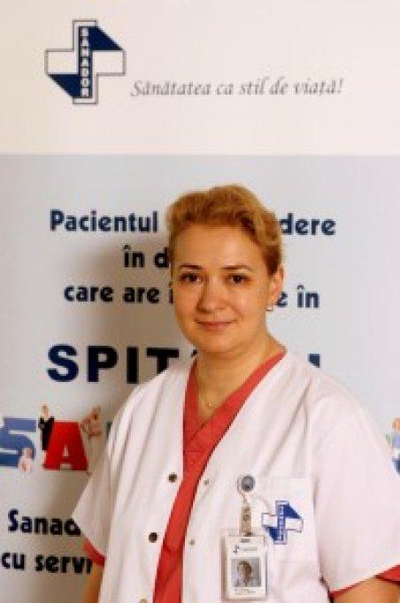 Bunea Beatrice Mihaela - doctor