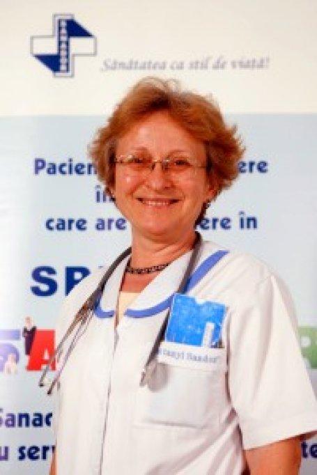 Amarandei Mihaela - doctor