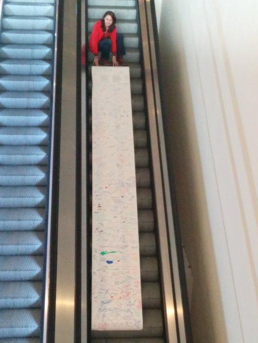 Peste 200 de fani au semnat scrisoarea ce va fi trimisa catre Backstreet Boys