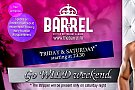 Go Wild Weekend @The Barrel Bucuresti
