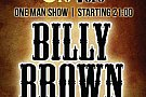Concert Billy Brown