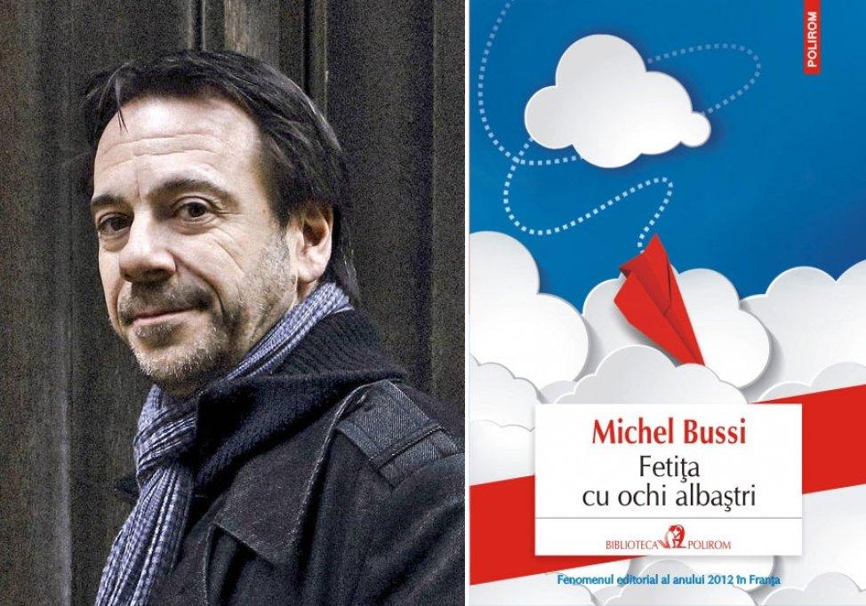 Fenomenul editorial al anului 2012 in Franta: Fetita cu ochi albastri, de Michel Bussi