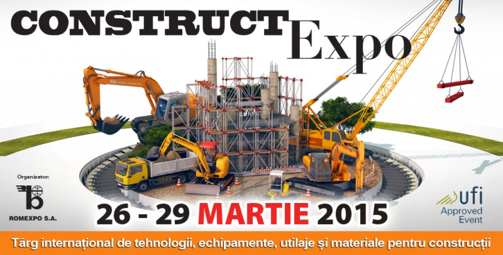 Expo Construct - martie 2015