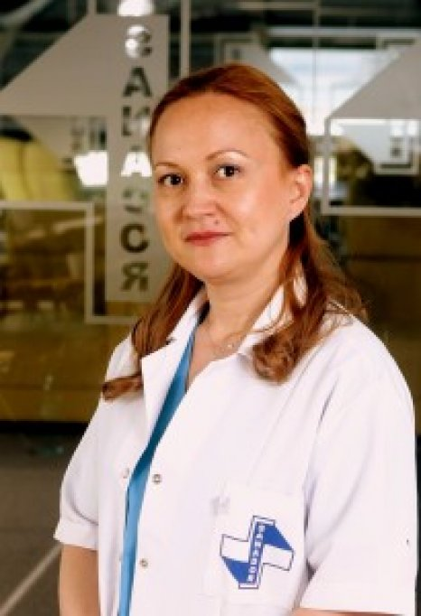 Popescu Carmen - doctor