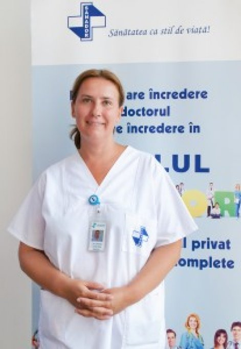 Spinu Cristina Maria - doctor