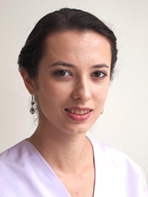 Patrascu Violeta Denisa - doctor