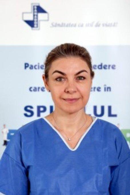 Voiculescu Gabriela Elena - doctor