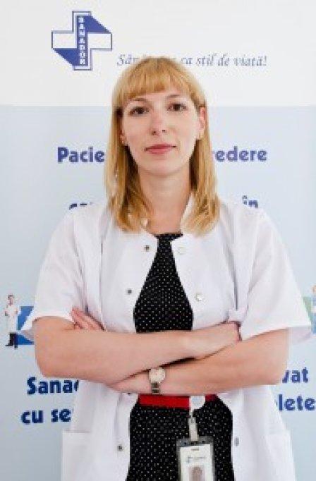 Pampu Gabriela - doctor