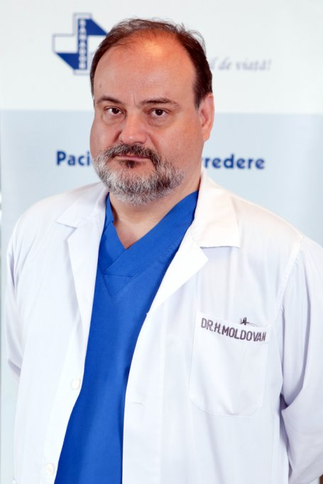 Moldovan Horatiu - conferentiar doctor
