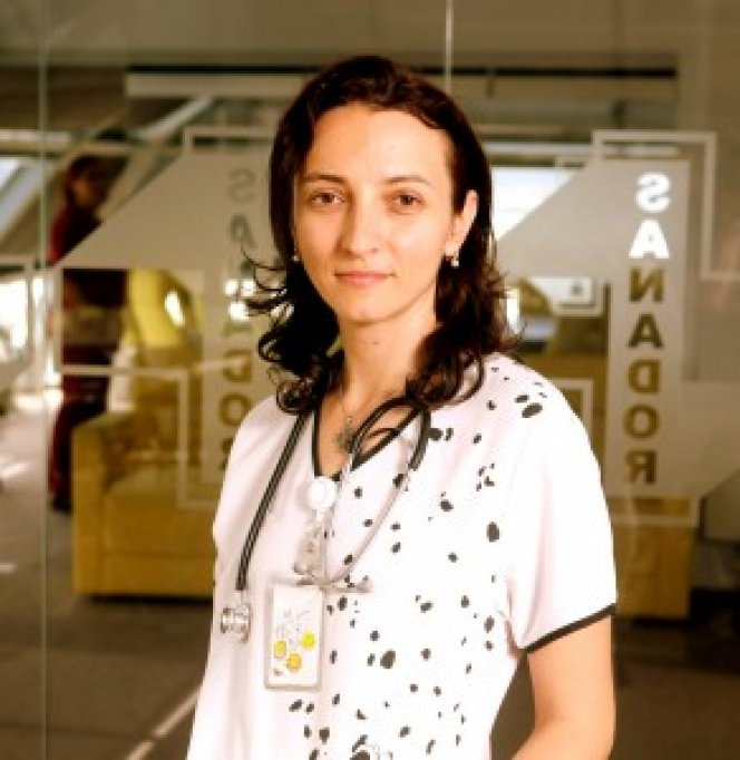 Petrescu Beatrice Laura - doctor