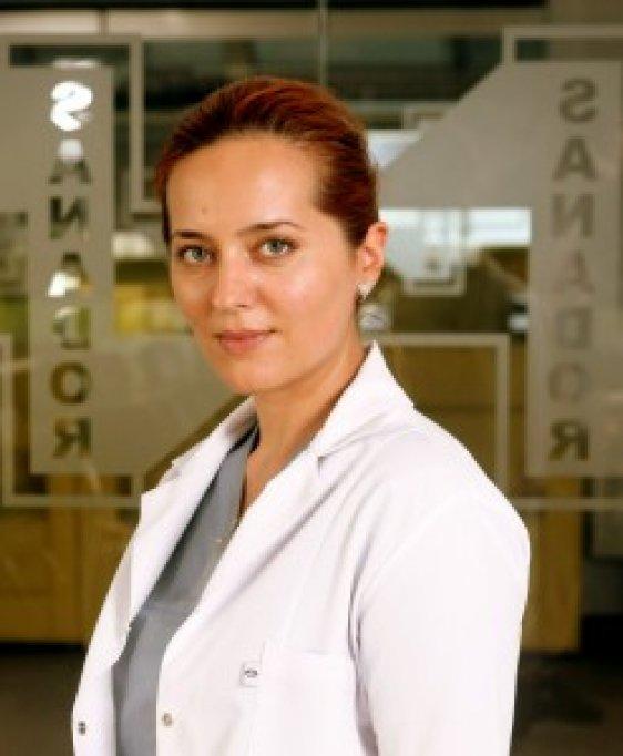Iurco Lucia - doctor