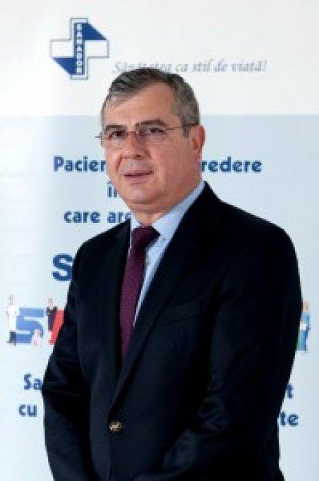 Manu Antonio Marcian - conferentiar doctor