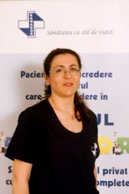 Craciun Mihaela - doctor
