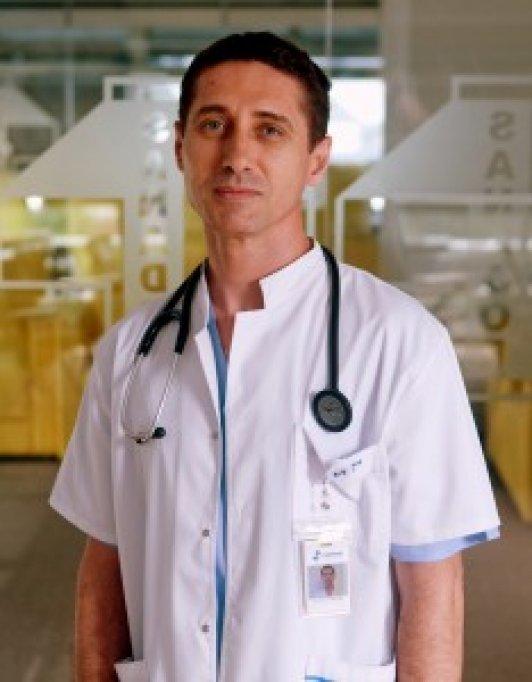 Gainoiu Nicu - doctor