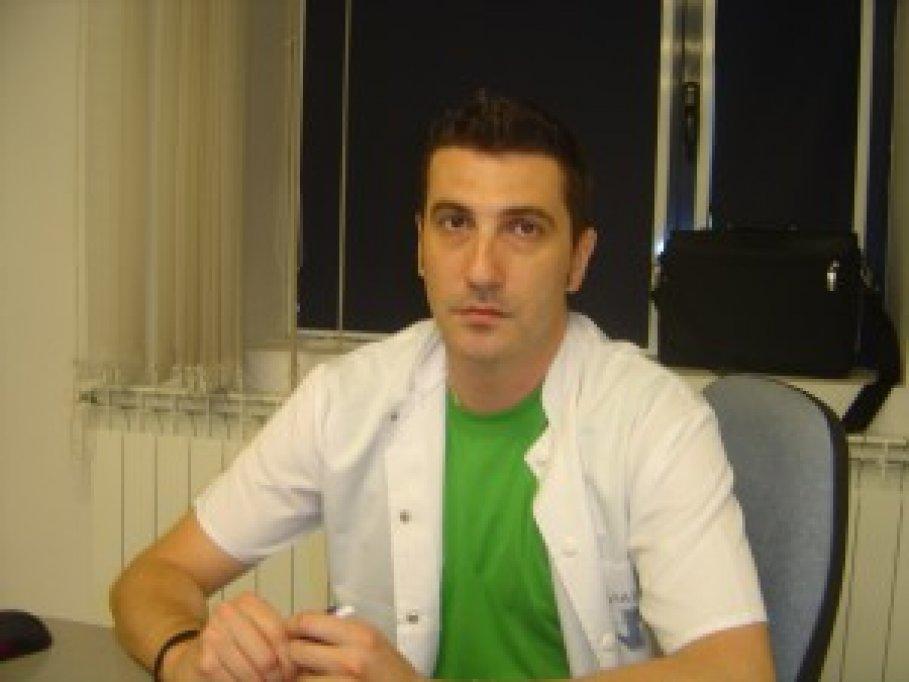 Iacobescu Rares - doctor