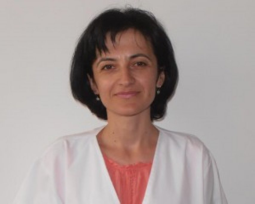 Simion Ionela Florentina - doctor