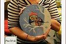 Atelier de pictura pe ceasuri din lemn, 20.03.2015