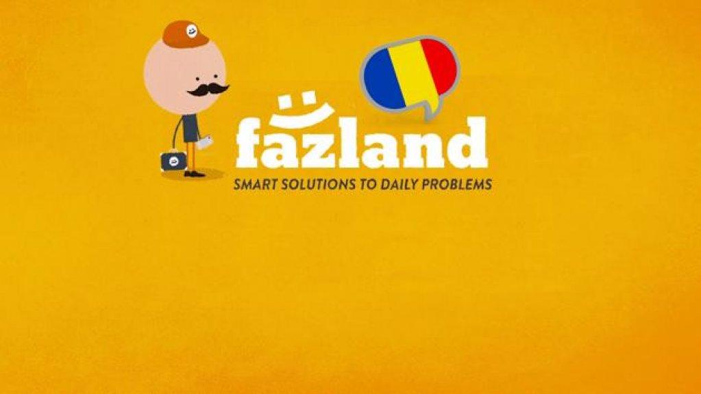 Sa lansat Fazland.ro