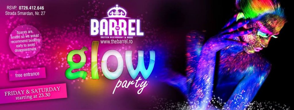 Glow Party @ The Barrel