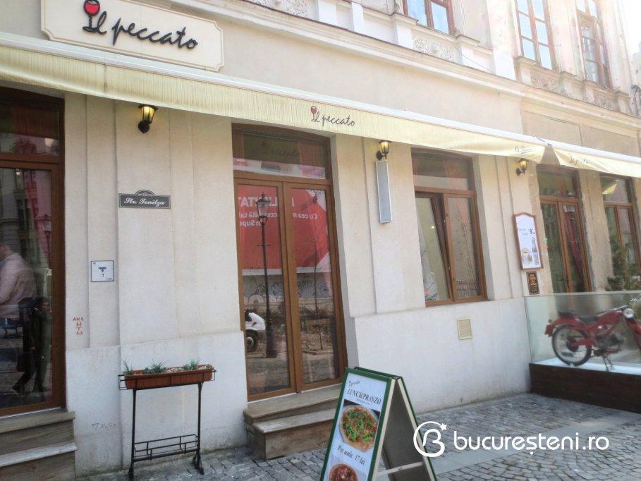 Restaurantul Il Peccato