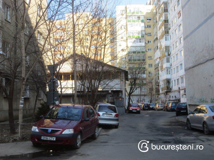 Strada Titeica Gheorghe