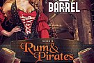 RUM & PIRATS @The BArrel Bucuresti