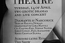 Noaptea Teatrului Erotic – ediția a II-a Cele două perspective asupra sexului: masculină și feminină
