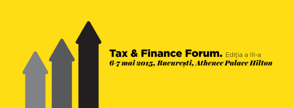 Tax & Finace Forum - editia a II-a