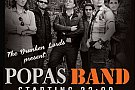 LIVE Thursdays by POPAS BAND @ The Drunken Lords