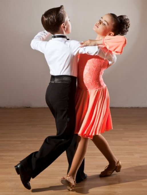 Dansul şi dezvoltarea copiilor