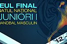 Handbal masculin - Turneul final - juniori 1