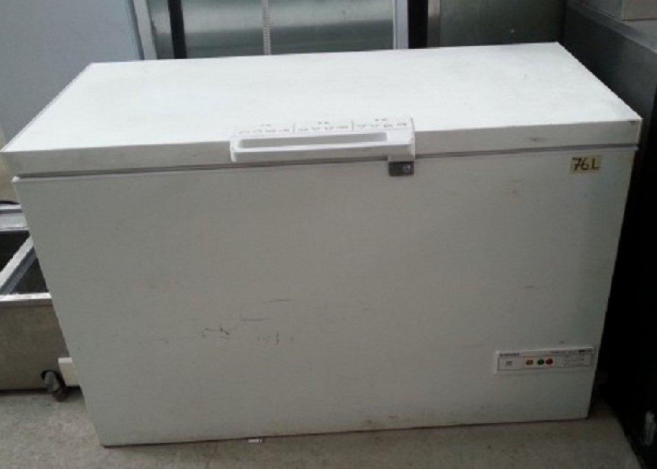 Lada frigorifica cu capac Siemens second hand
