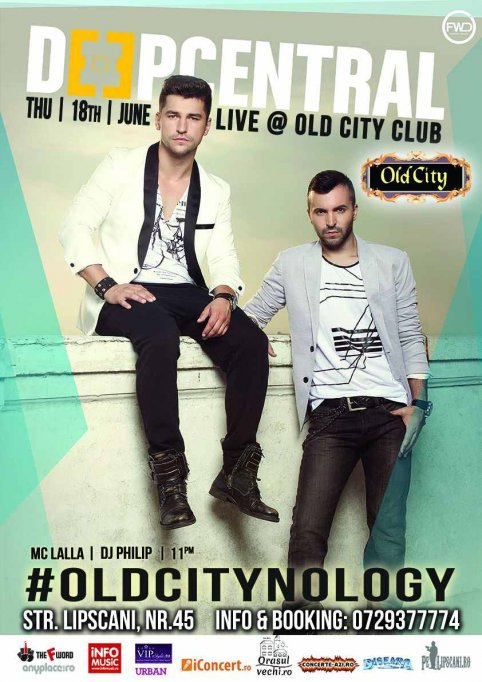 Concert Deepcentral @ Old City Club