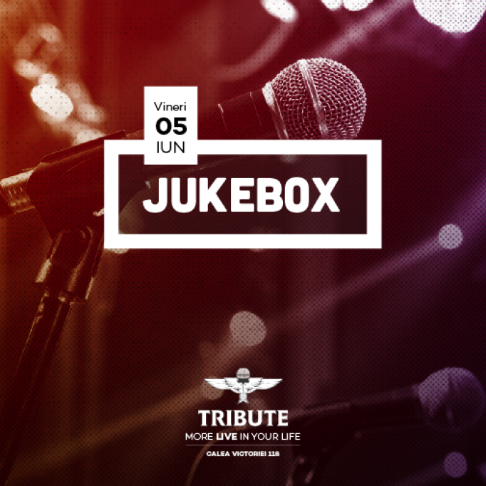 Jukebox canta in TRIBUTE!