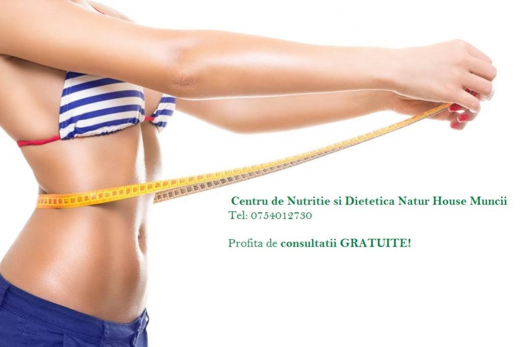 Scapa de kilogramele in plus cu ajutorul nutritionistului!