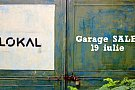Garage SALE! @LOKAL