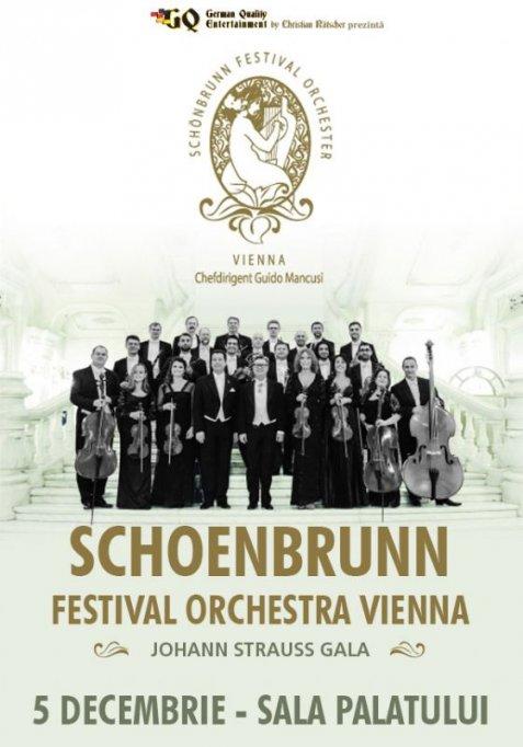 Schoenbrunn Festival Orchestra Vienna