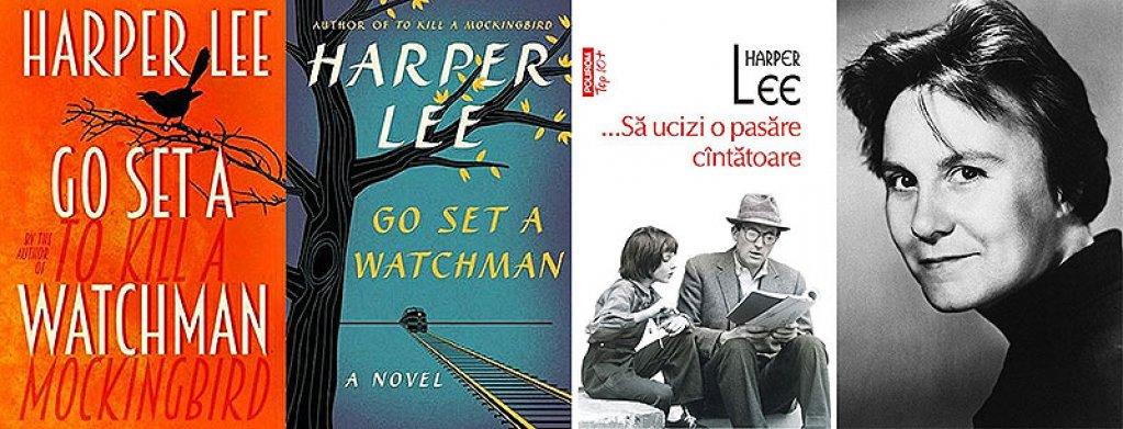 Romanul descoperit de curind al lui Harper Lee, autoarea bestsellerului ...Sa ucizi o pasare cintatoare, va aparea la Polirom