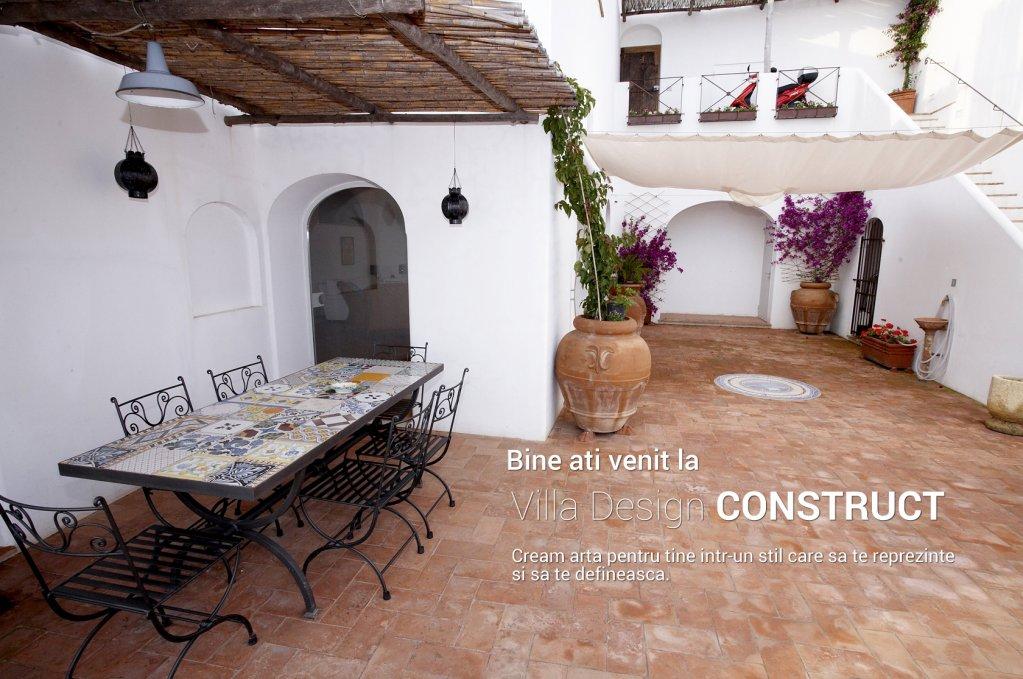 Villa Design Construct