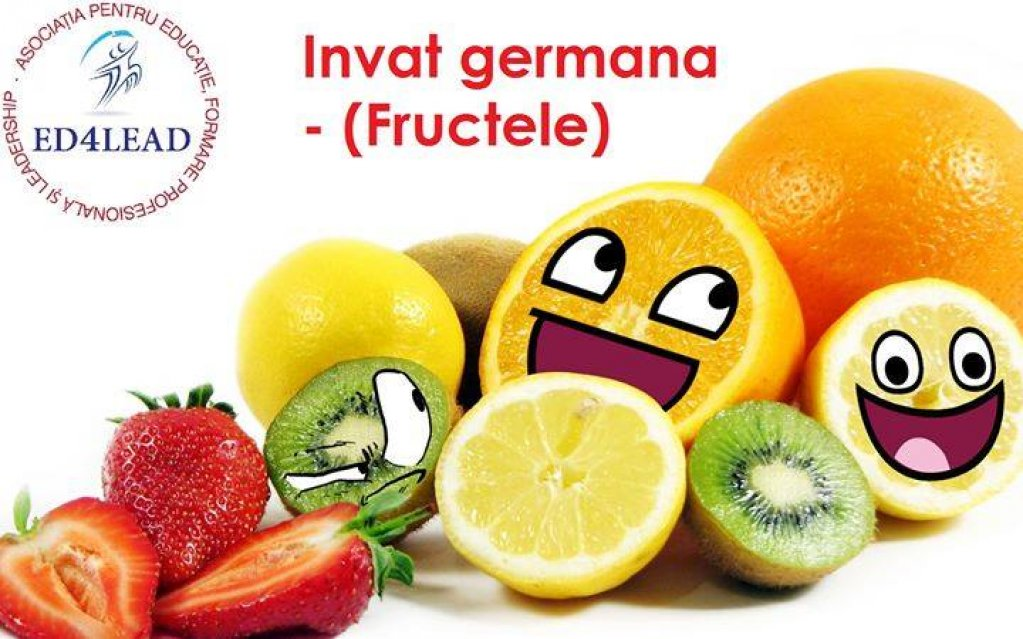 Invat germana (fructele)