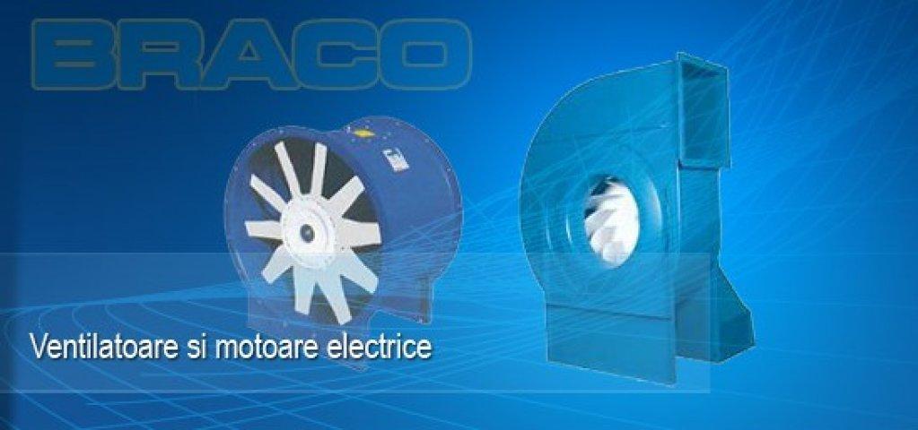 Despre ventilatoare industriale si motoare electrice