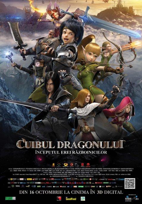 Cuibul dragonului 3D