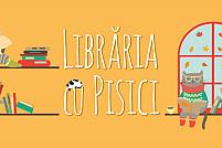 Libraria cu pisici